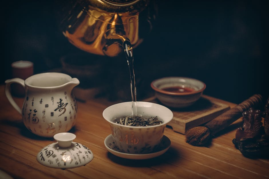 Meditation: Tea and Focus for Calm & Relaxation